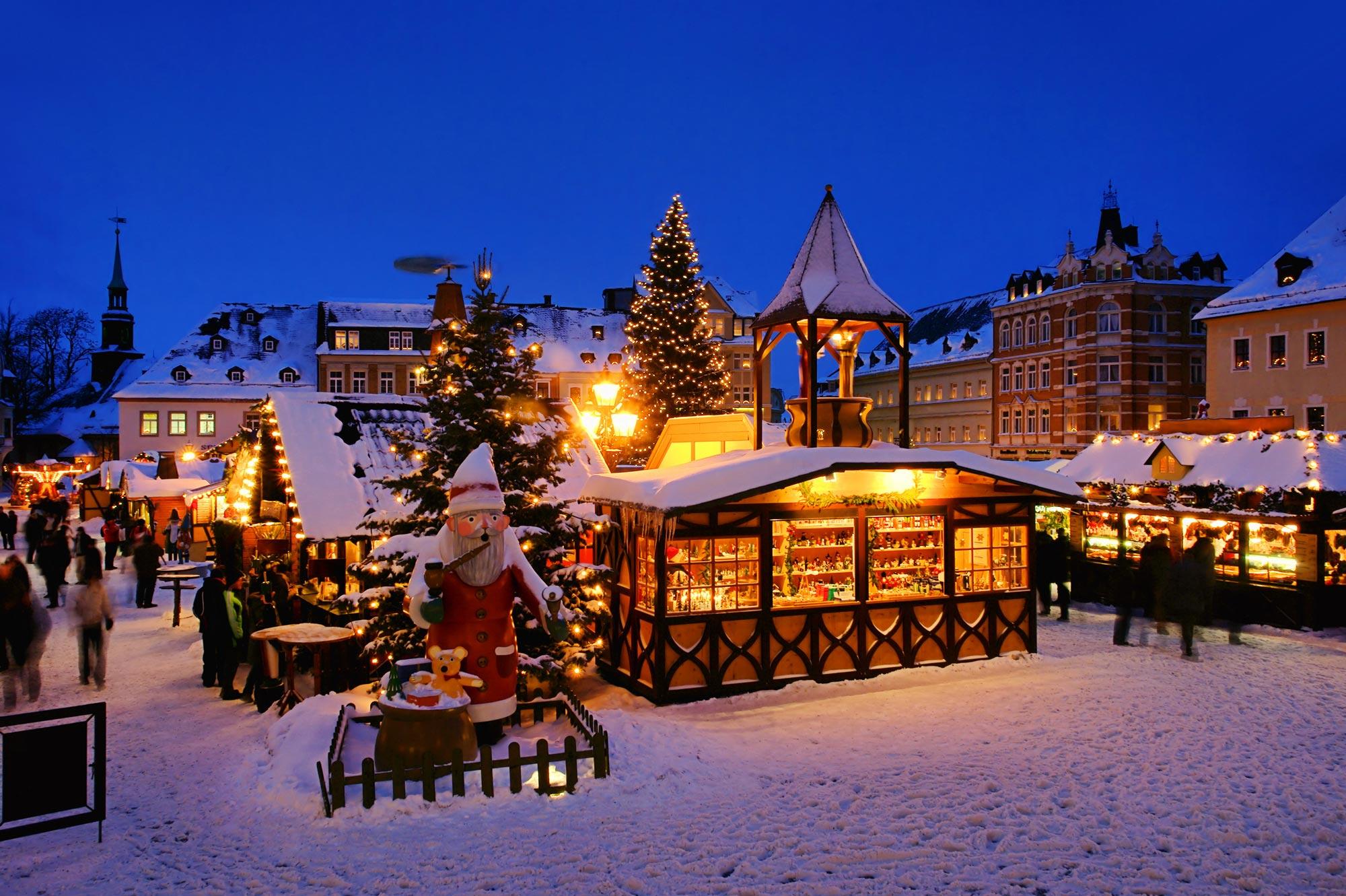 Christmas markets in Siror